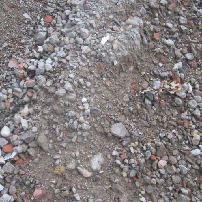 Gebroken Puin | Huenestein Zand- en Grindhandel
