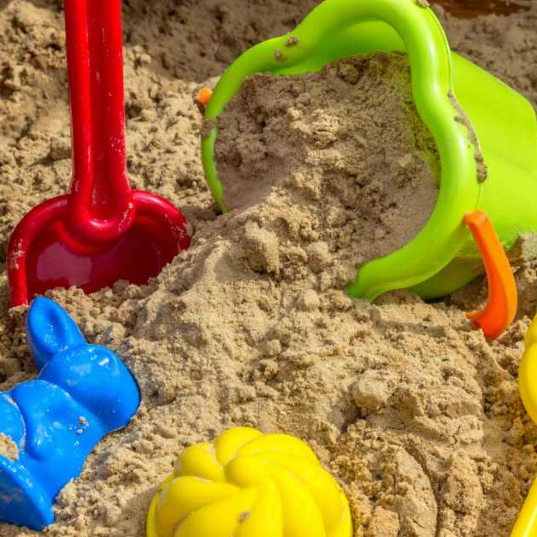 Speelzand | Huenestein Zand- en Grindhandel