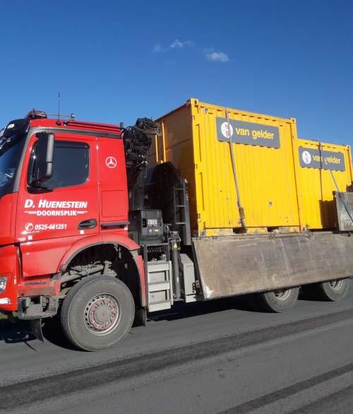 Diverse Transporten